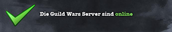 Guild Wars Server Offline ab 09:01 MEZ am 10.08.2010