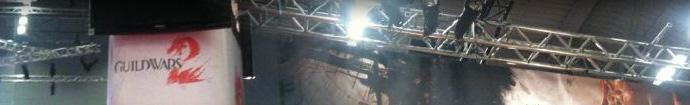 NCsoft Stand 2010 auf der GamesCom